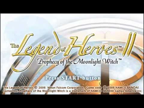 Legend of Heroes III - Prophecy of The Moonlight Witch - 01