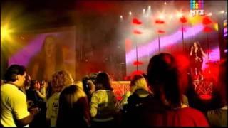 Нюша / Nyusha - Чудо (Live.Шоколадная весна на МузЕ 2011)