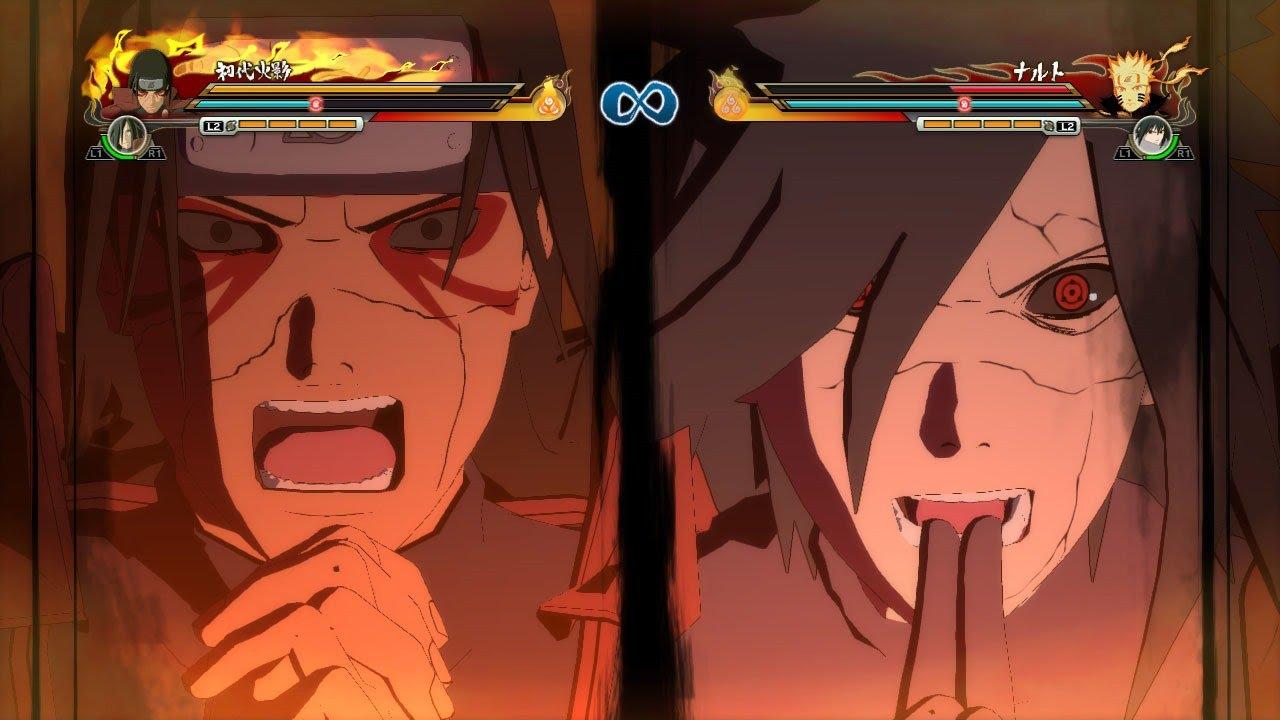 naruto ultimate ninja storm revolution save game 100 all chars