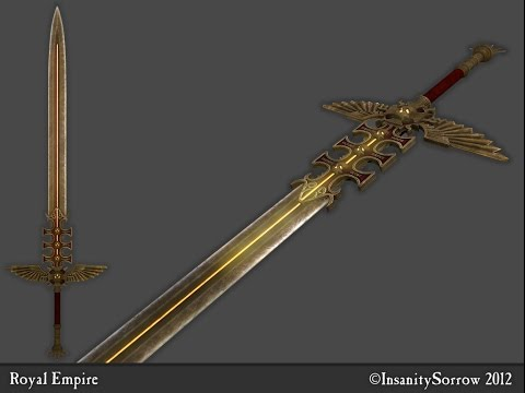 Tes: Oblivion The Top 10 Best Weapons