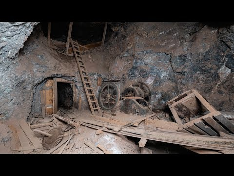 Exploring the Mountain Chief Mine - The Upper Workings (Part 1 of 2)