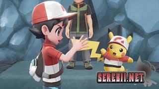 Pewter City - Exclusive Pokémon Let's Go, Pikachu! Gameplay