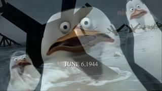 Пингвины из Мадагаскара словили лютый флешбек, не надо было им это открывать....