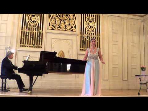 Julia Rath / Henry Seaman : Hector BERLIOZ : Le Spectre de la Rose , Op. 7 / 2 (H 83)