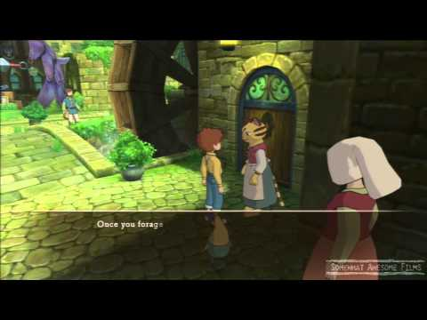 Ni No Kuni A Splash of Color Errand 42