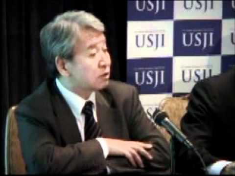 USJI Seminar: Disaster and Politics: Japan after March 11 (2/7)