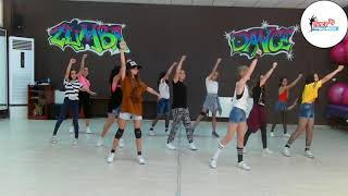 Download lagu 5- Sia - Cheap Thrills kid dance / zumba choreography