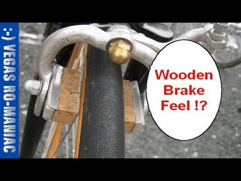 Wooden Brake Feel on Yamaha YZ250F