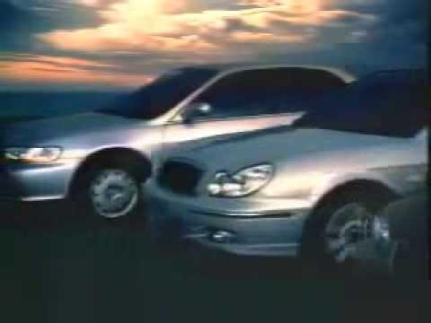 2001 Hyundai EF New Sonata Korea TV Commercial