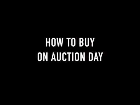 HOW TO BUY ON AUCTION DAY   NATIONAL POWERSPORT AUCTIONS