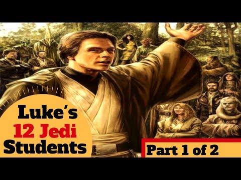 Download Youtube: Luke's FIRST Students  - How did Luke find Jedi Students? - Star Wars Legends Explained - Part 1