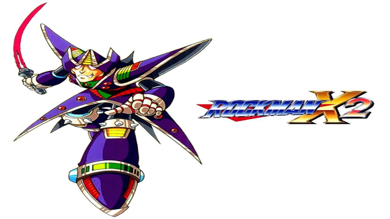 Mega Man X2 X Hunter Boss Theme Sega Genesis Remix 2