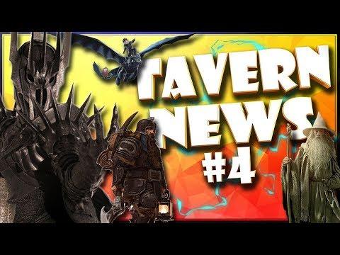 🔥Fantasy News: Старый Мир Warhammer, сериал Властелин Колец, сериал Неночь, новинки книг и другое!