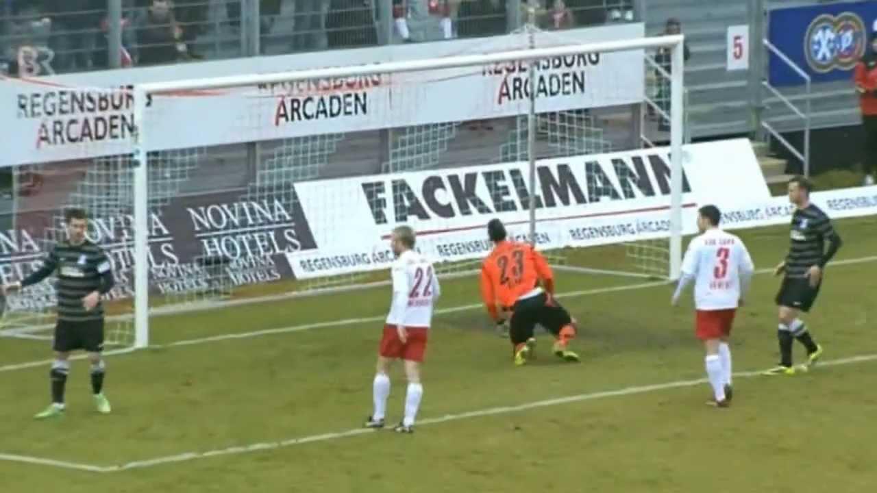 Jahn Regensburg Liga