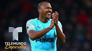 Bournemouth vs. Newcastle United: ¡Tremendo golazo de Salomón Rondón!   Telemundo Deportes