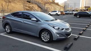 Hyundai Avante 2015 Fu325631