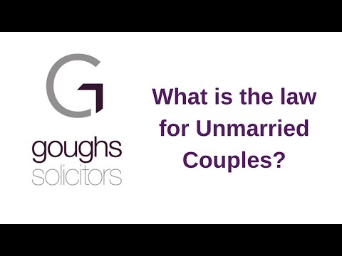 Richard Bebb and Georgina Catlin Discuss Family Law for Unmarried Couples