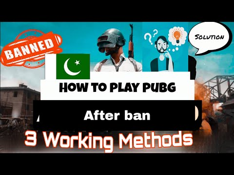 How to play pubg after ban in Pakistan||3 methods||Shah Gaming official from YouTube · Duration:  5 minutes 19 seconds