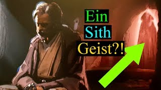 War ein SITH-GEIST in Star Wars 8? - Star Wars (Deutsch)
