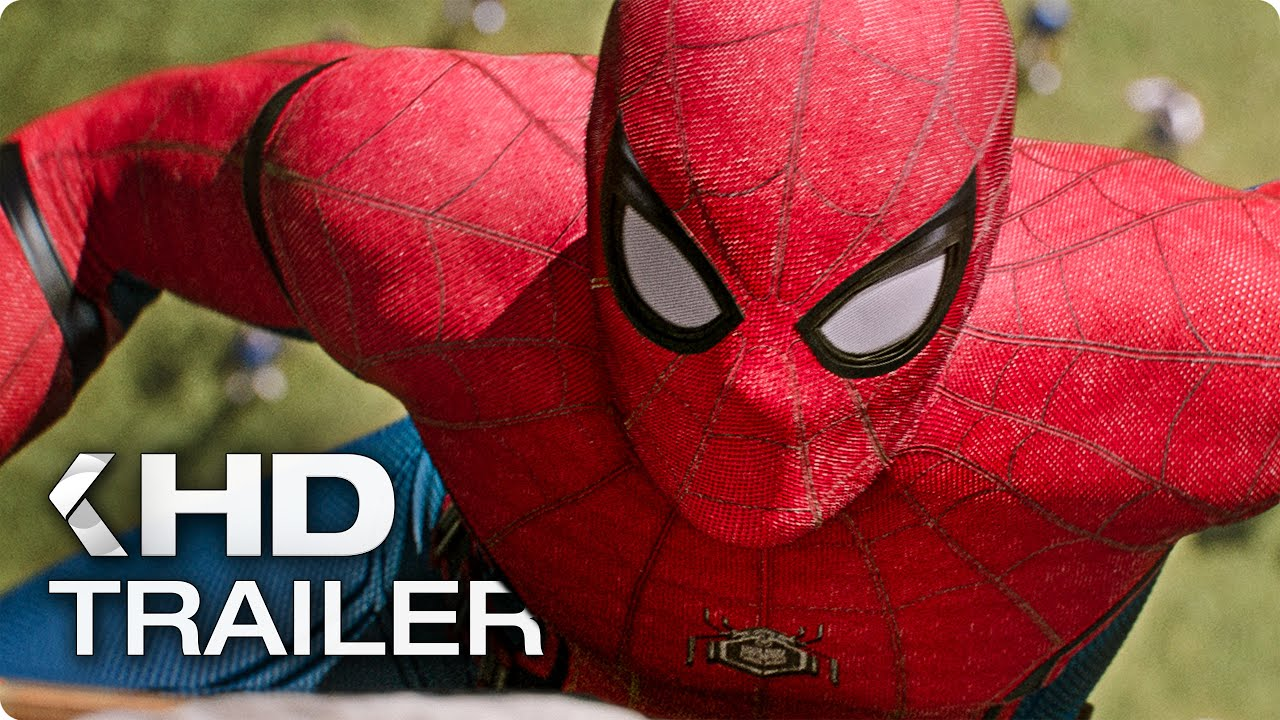 Spider Man Homecoming Exklusiv Clip Trailer German Deutsch 2017