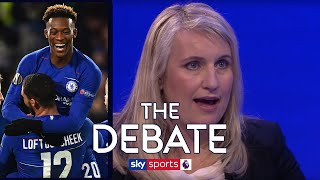 What is behind Chelsea's upturn in form? | Emma Hayes & Danny Higginbotham | The Debate
