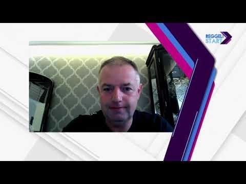Révész Attila sportigazgató a DIGI Sport Reggeli Start című műsorában