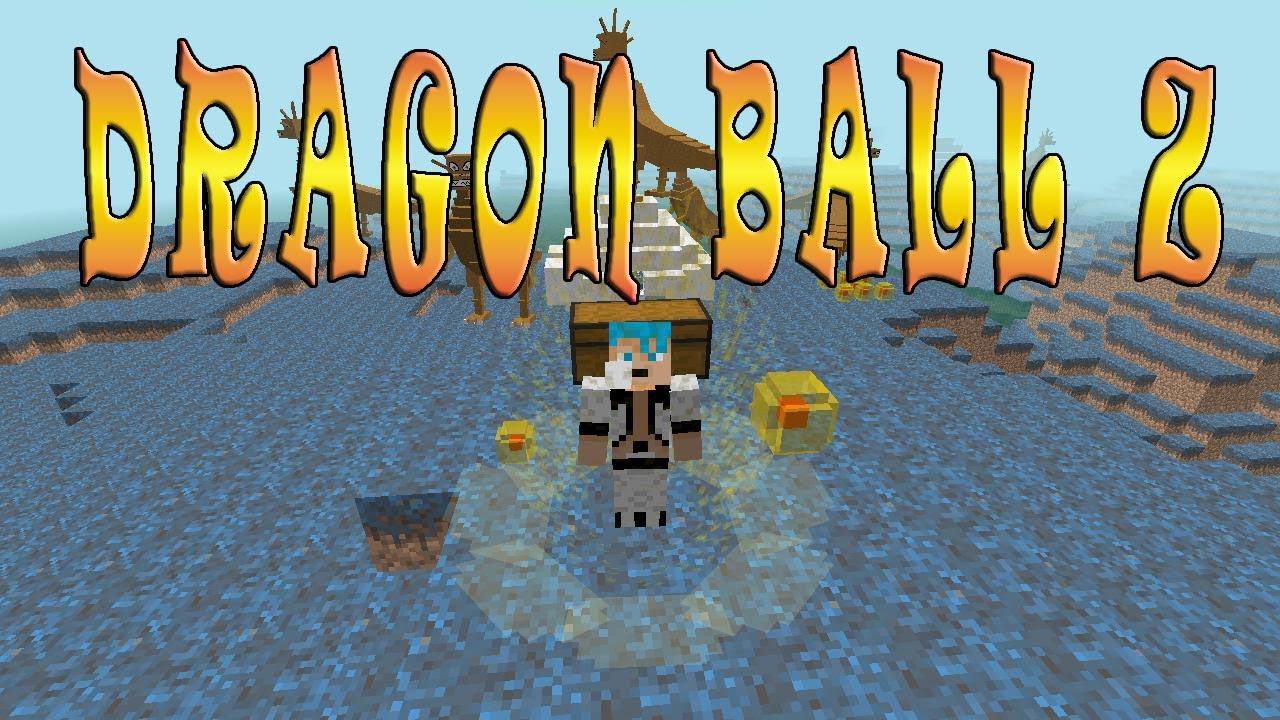 Mod 1 Minecraft Ball 2 Mod Dragon Z 54