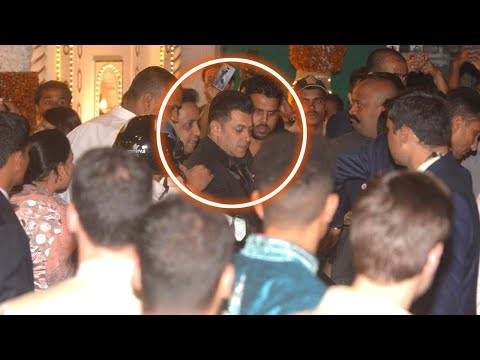 LIVE Updates: Salman Khan MACHO Entry At Isha Ambani & Anand Piramal's Wedding