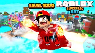 ROBLOX - SUPERHERO CITY, EPISODE #1