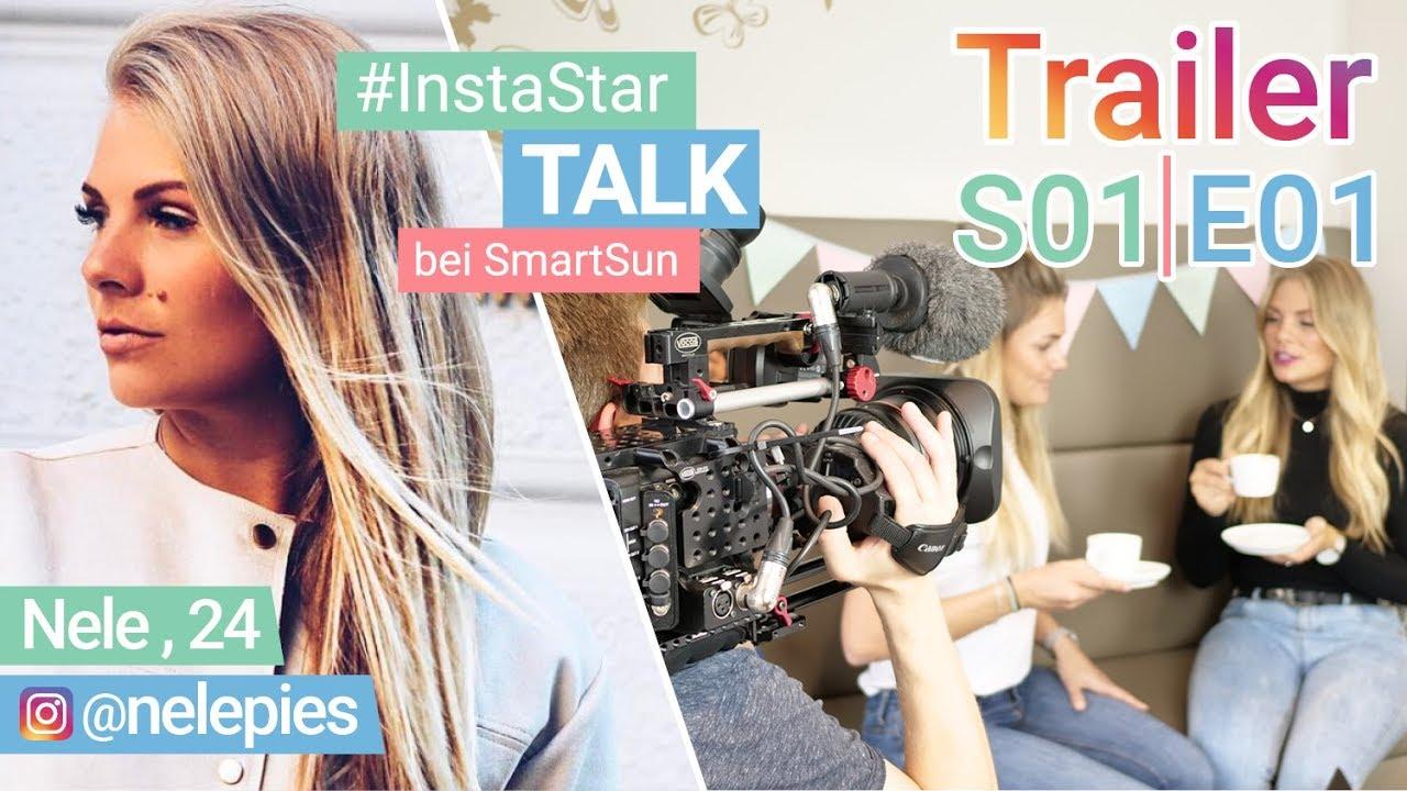 Download SMART☀SUN Trailer #InstaStar bei SmartSun Folge 1. Nele @nelipies