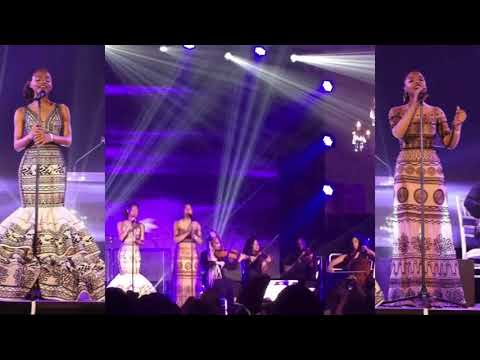 Chloe x Halle perform 'I Was Here' for...