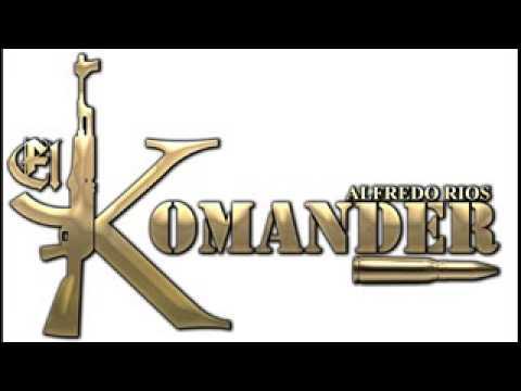 Komander-el cach.