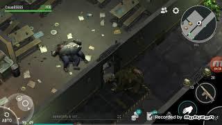 Моё первое видео второй этаж бункера Альфа