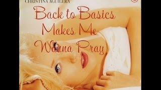 Christina Aguilera Makes Me Wanna Pray