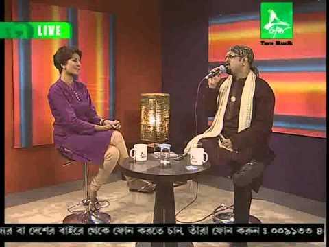 Aha Rimjhim ke ye pyare-LIVE Chat on Tara Muzik Gaan Bhashi 04Aug2010.mov