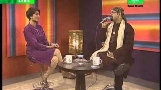 Aha Rimjhim ke ye pyare-LIVE Chat on Tara Muzik Gaan Bhashi 04Aug2010.mov