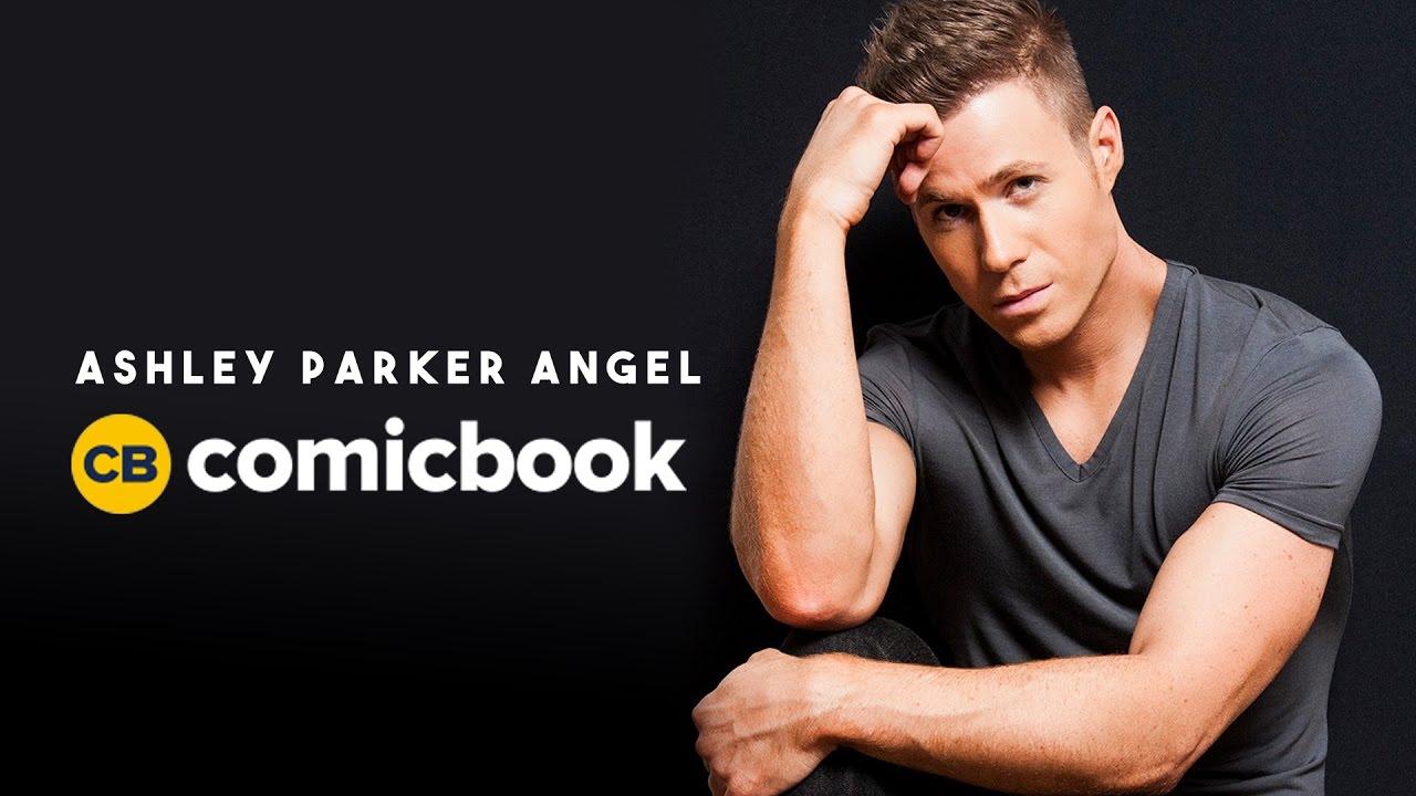 Ashley Parker Angel