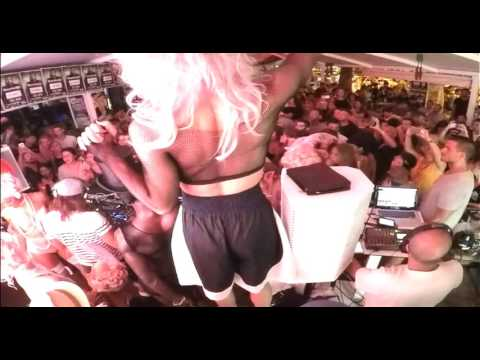 TANTRA LIVE: Pure Pacha Paris By Night pre-party with Bob Sinclar at Tantra Ibiza (Part 2)