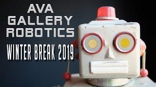 AVA Gallery Lebanon NH February Break 2019 Robotics Camp