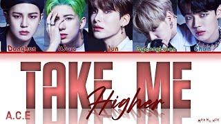 A.C.E - Take me higher (Complete Version)