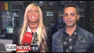 FLASH NEWS MARIA LEAL E ZE CABRA
