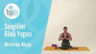 ''Kendini Sev'' - Sevgililer Günü Yoga Pratiği