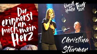 Christina Stürmer - Du erinnerst mich an mein Herz - Live @ Schloßbergbühne Graz 18.5.2019