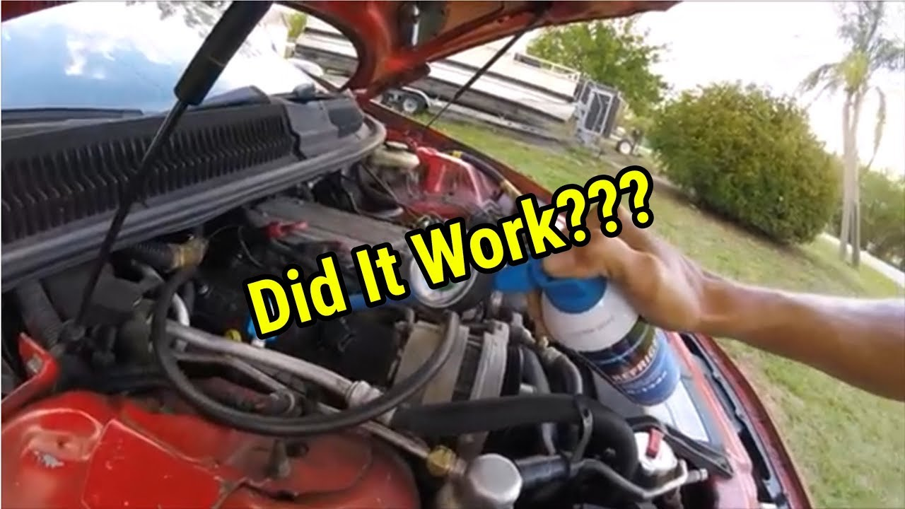 Trying To Fix The Camaro AC - Z28 Camaro AC Recharge