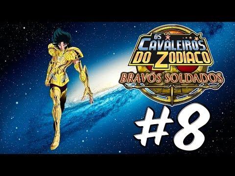 Cavaleiros do Zodíaco Bravos Soldados #8 - Shura O Cara da Excalibur