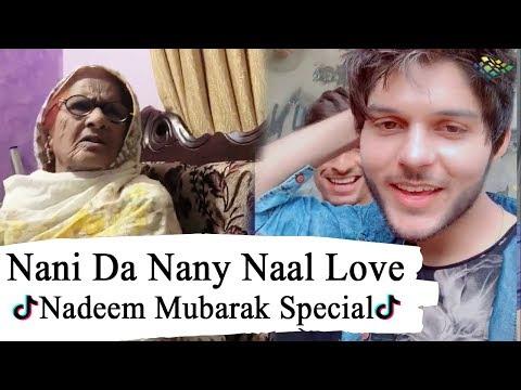 Nani Da Nany Naal Love | Nadeem Mubarak TikTok | DTE | Desi Tv Entertainment