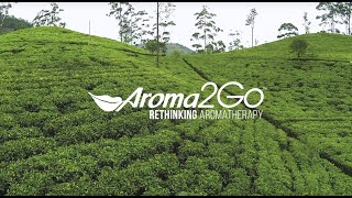 Aroma2Go's 100% Pure Essential Oils are sourced from around the world
