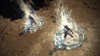 Path of Exile: Spirit Blink/Mirror Arrow