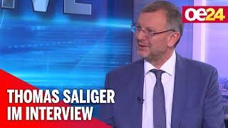 Fellner! Live: Thomas Saliger im Interview