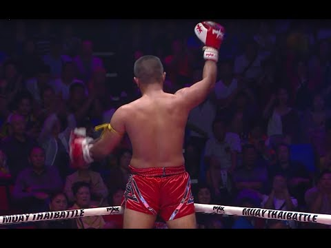 The Battle Muay Thai - วันที่ 28 Dec 2018